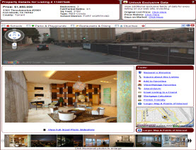 Search Keller Real Estate by Map